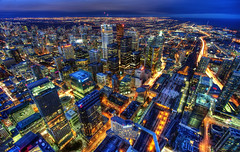 Downtown Toronto photo by Wherever I Roam