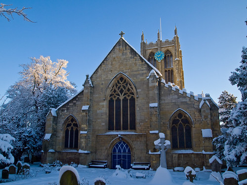 Cottingham Church