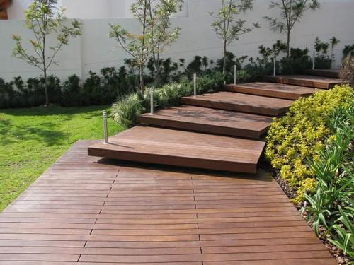 Decks de madera buena opcion para dar un ambiente calido - Maderas de exterior ...