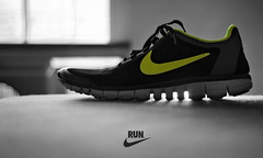 Nike Running photo by Mike Jung