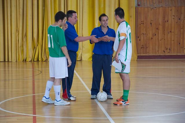 Futsal 2011 Final Copa Territorial