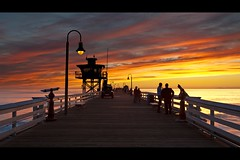on the pier photo by Eric 5D Mark III