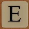 DOUBLE QUICK! letter E