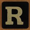 KEYWORD letter R