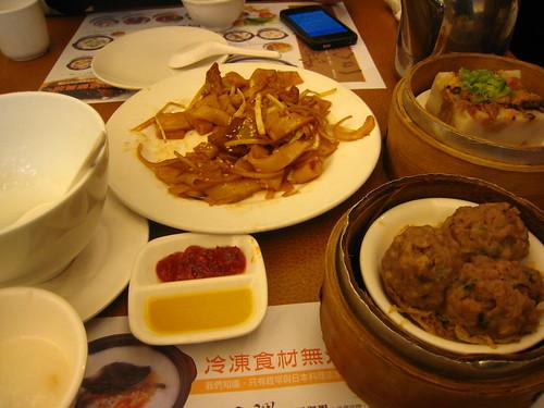 20101127 京星港式飲茶活力朝食