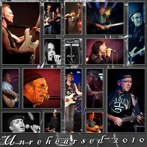 Unrehearsed 2010