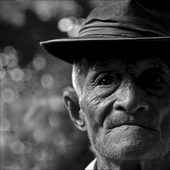 Old man photo by -clicking-