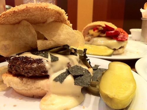 Bobby Burger Palace, Philadelphia - Santa Fe Buger