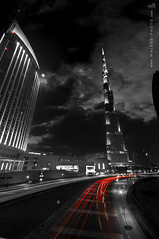 Burj Khalifa  II - dubai photo by وليد الجريش || WALEED PHOTO