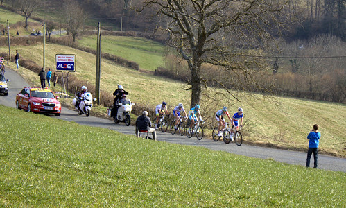 Voeckler and Leaders