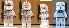 My Lego Star Wars Custom Commander Deviss EP3 photo by legoprime customs