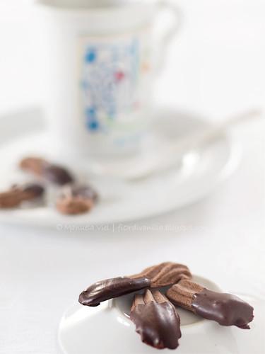 Sables viennois au cacao