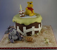 Pooh's first Birthday! photo by ♥Dot Klerck....♥