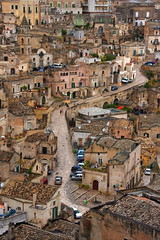 Strada tra i Sassi (Matera) photo by Dancing Flowers by Gio'