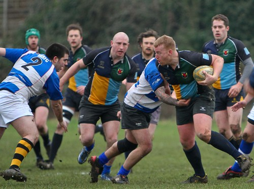 1st XV vs. Old Actonians -3