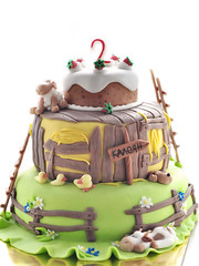 Farm Animal Cake photo by Ивейн