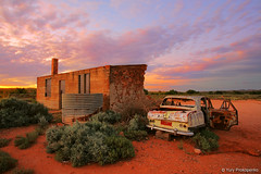Outback Ruins photo by -yury-