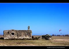 Costa meridionale di Manfredonia - antica casa colonica photo by albygent Alberto Gentile