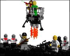 LEGO Ascension (WIP) photo by Joris Blok