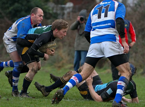 1st XV vs. Old Actonians -19