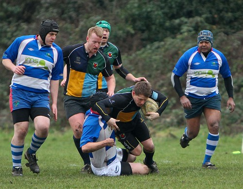 1st XV vs. Old Actonians -6