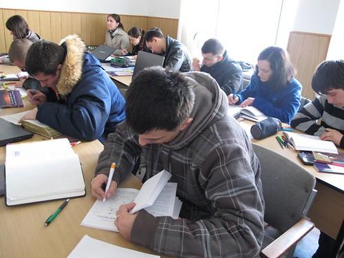 Sesiunea Evanghelizare și Ucenicie (Chișinău, Martie 2011)