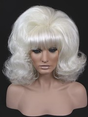 SULTRY PLATINUM BLONDE FLIP photo by mgwigs4u