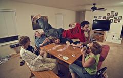 150/365  Levitation VI: Card Game photo by Erich Leeth