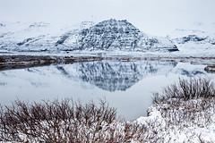 Winter Wonderland - Skaftafell National Park, Iceland photo by skarpi - www.skarpi.is