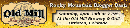Rocky Mountain Blogger Bash, April 30