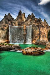 Canada's Wonderland:: HDR photo by Chaos2k