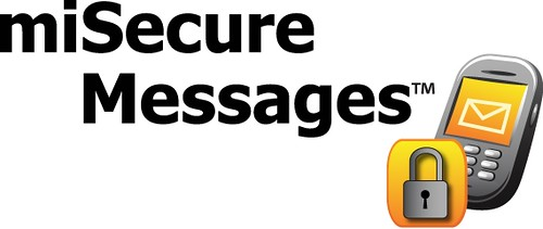 miSecureMessages logo