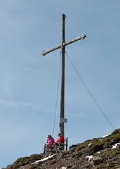 Am Königsanger (2440 m)