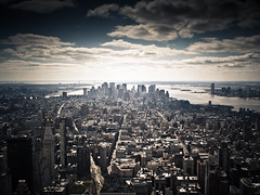 new york new york - so much to see from up above photo by pamela ross