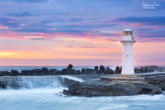 Breakwater Lighthouse photo by SoniaMphotography