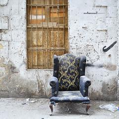 The Chair !! photo by mhd.hamwi