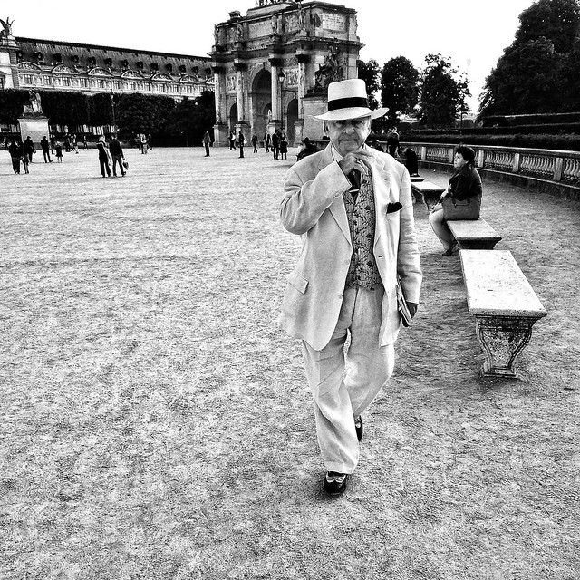 Tuileries - The Classiest Man