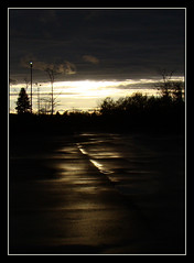 The Twilight Path photo by Photographic Poetry