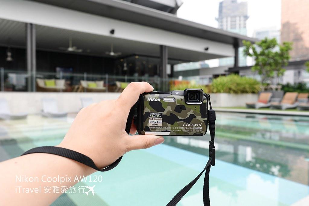 防水相机 Nikon Coolpix AW120 10