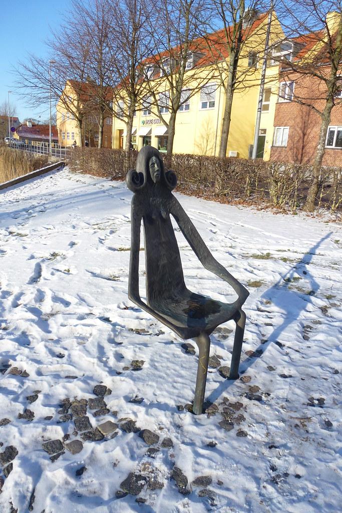 Den magelige Køge-stol af Allan Olsen
