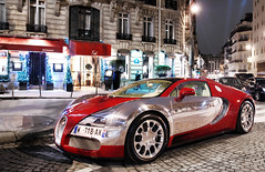 Bugatti Veyron Grand Sport photo by __martin__