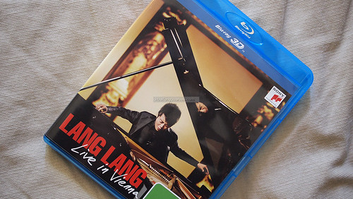 Lang Lang in 3D blu-ray 2010 Dec