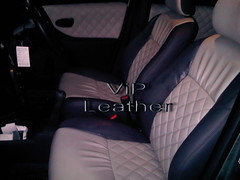 Yaris - 1/2 kerut + 1/2 wajik photo by Jok Mobil - ViP Leather