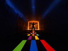 disco floor photo by MUG MAN