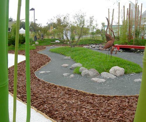 Decora tu jardin al estilo feng shui arkigrafico for Como decorar parques y jardines