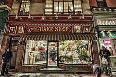 Carlo's Bakery in Hoboken, NJ HDR photo by Dave DiCello
