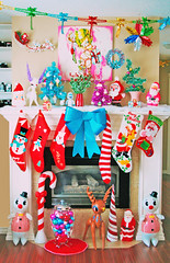 Christmas Mantle photo by boopsie.daisy