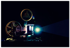 """My """"Русь"""" 8mm Russian movie projector :) 1977 photo by vessy.buzz✿"""