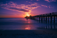 Florida Sunset photo by Jenny Onsager