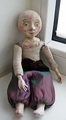 not finished doll photo by Marija Malickaite